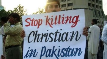 """Death to """"Filthy, Demonic"""" Christians: Muslim Persecution of Churches, September 2017"""