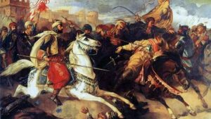 'Sword and Scimitar' Offers In-Depth Study of Landmark Battles Between Islam and the West