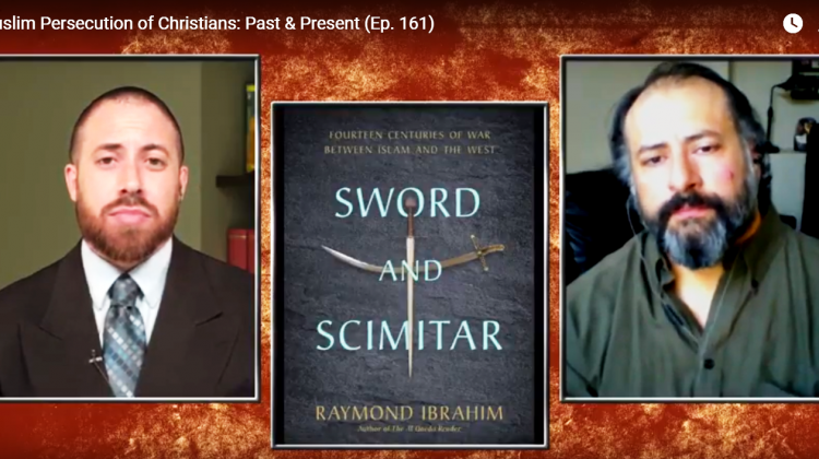 Video: Raymond Ibrahim on 'Muslim Persecution of Christians: Past and Present'