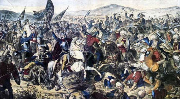 The Battle of Kosovo, 1389: Islam Enters and Conquers Eastern Europe