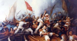 Barbary: Islamic Terrorism and America's First Military Victory