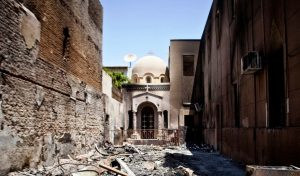 Egypt Tries to 'Reconcile' Coptic Churches to Non-Existence