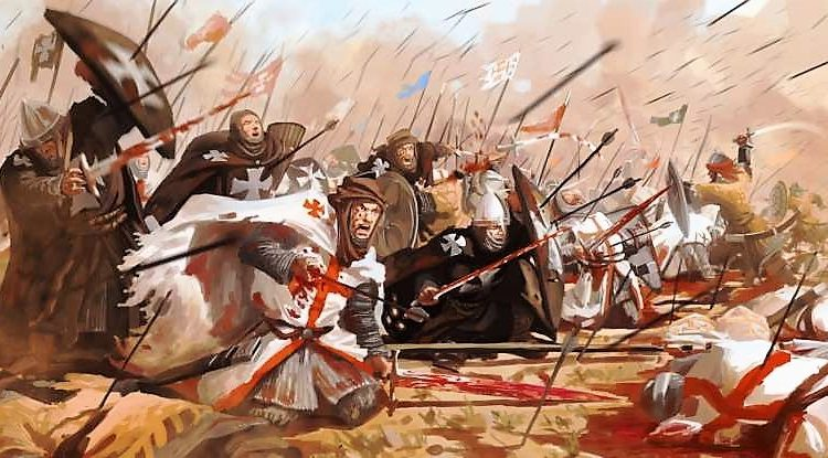 When July 4 Meant Defeat by Islam: The Battle of Hattin