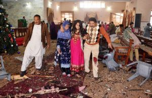 """""""It Was Like a War against the Church"""": Muslim Persecution of Christians, December 2017"""