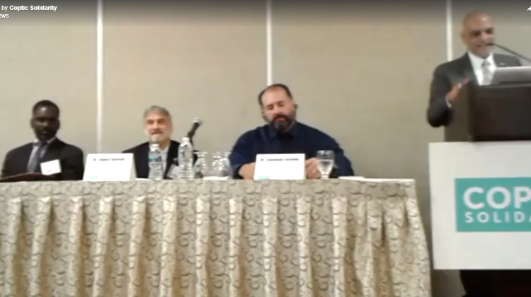Video: 'Societal Denial and Deception' Concerning the Persecution of Egypt's Christians