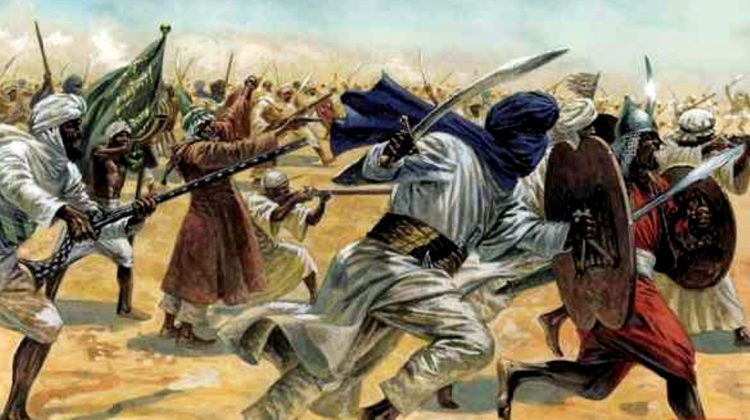 A Military History of Islam and the West